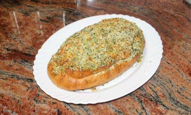 Пълнен хляб, бързо, лесно и вкусно