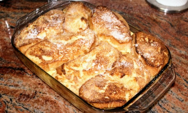 Вкусна и топла закуска с филийки, без пържене