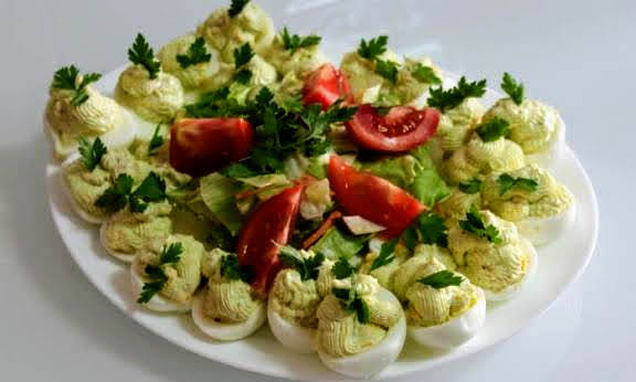 Три предложения за великденски салати и разядки