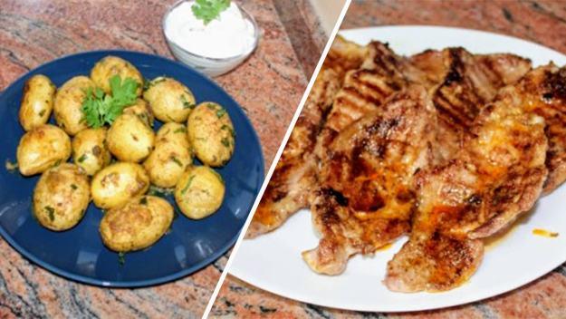 Бърза и лесна рецепта за обяд или вечеря по нашенски