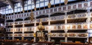 Empora-Kościół Pokoju w Jaworze