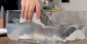 demolhar bacalhau