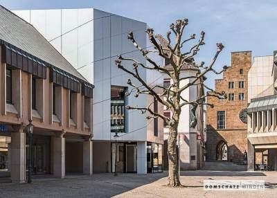 Der Domschatz Minden wird vom Dombau-Verein betrieben und beherbergt eine der bedeutendsten Sammlungen christlicher Kunst in Deutschland. Foto: DVM