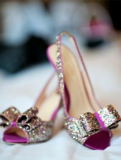 Kristen-Weaver-Photography-via-Once-Wed-sparkle-wedding-shoes-590x386