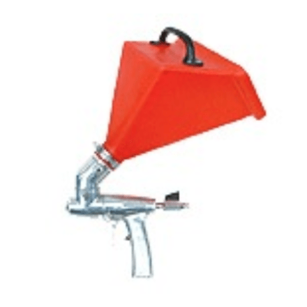 Power Spray, GFRC Mist Coat Spray Gun