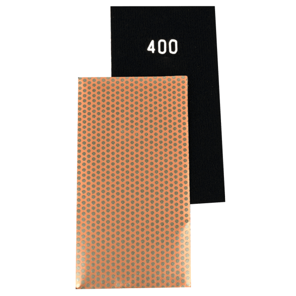 Excalibur Hand Pads, 400 Grit