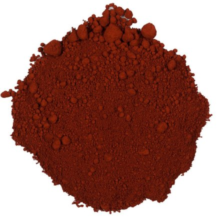 Medium Red Iron Oxide, 4kg