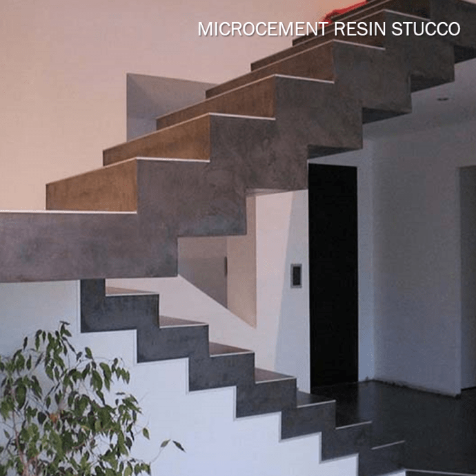 Venetian Plaster Microcement Resin Stucco
