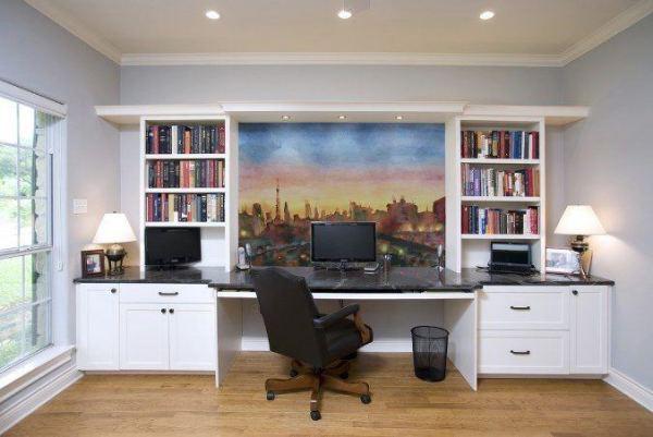 Виниловые наклейки на мебели яркий дизайн и обновление