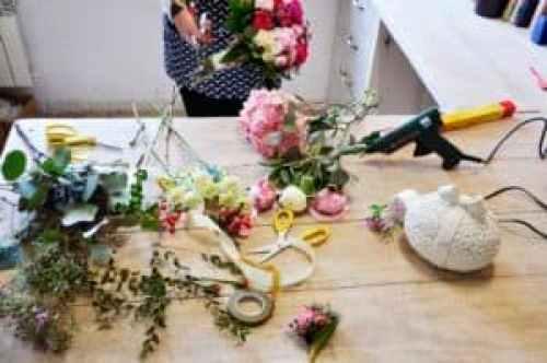 Курсы флористики Дом цветов