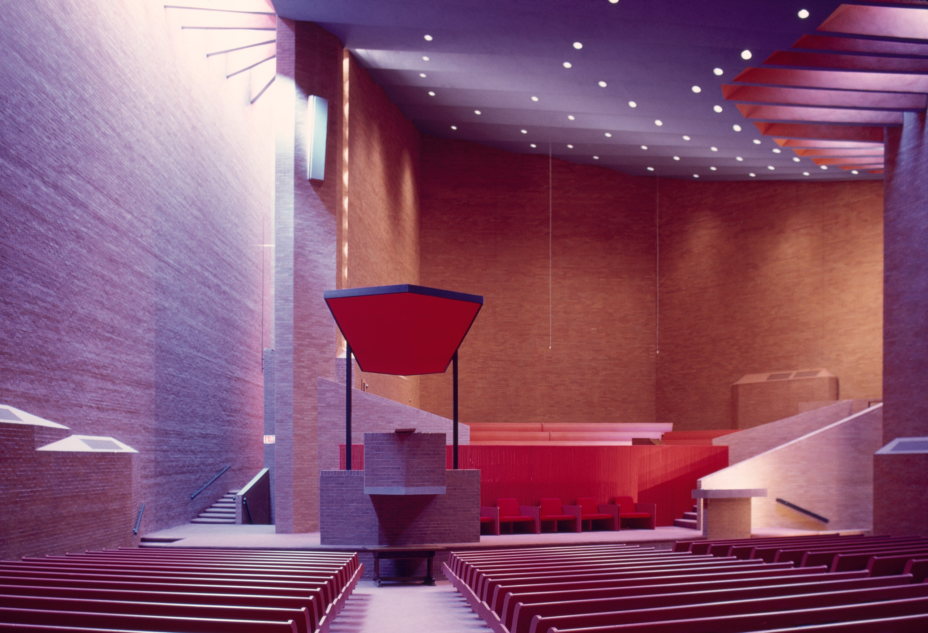 Tuskegee Chapel   MIT Libraries Tuskegee Chapel