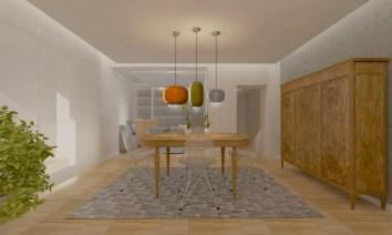 LIVING ROOM | http://www.archilovers.com/projects/160020/ristrutturazione-zona-giorno-living-room-renovation.html