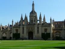 Cambridge, king's college