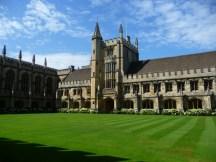 Oxford, Magdalen College