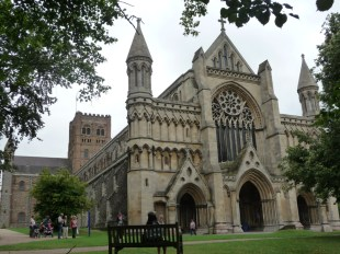 St Albans, cattedrale