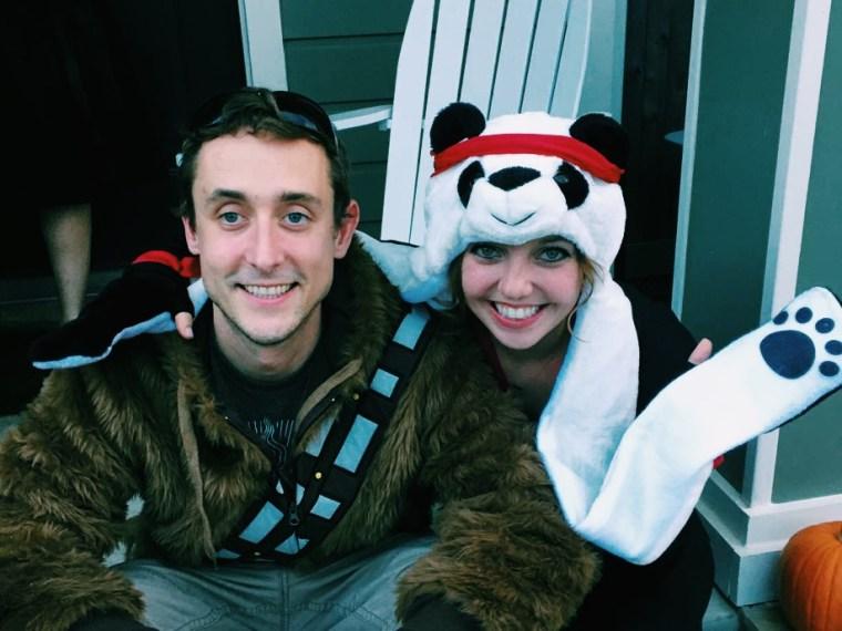 Happy Wookie, Happy Panda
