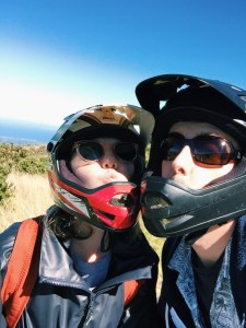 Express bike ride down Haleakala