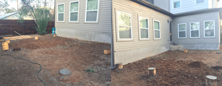 Day 1 - Building a Deck with a Contractor: Lessons Learned