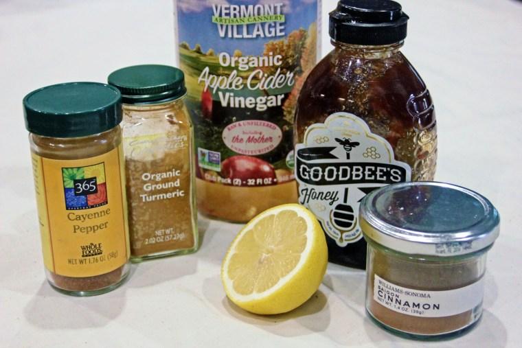 Feel Better Broth ingredients