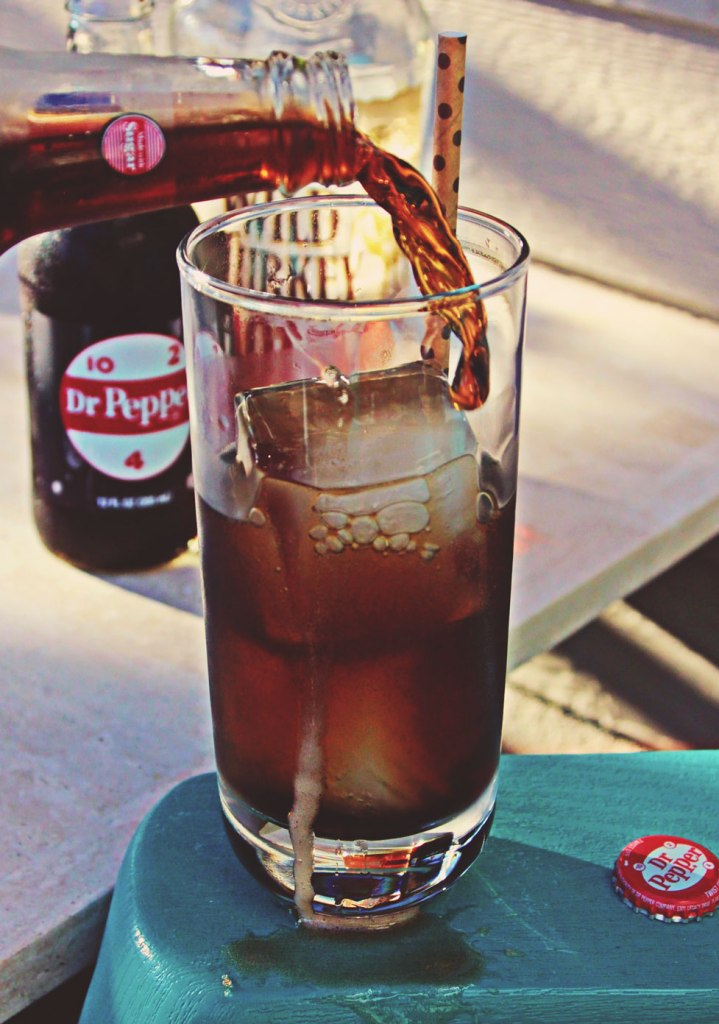 Dr Pepper & Mr Daniels