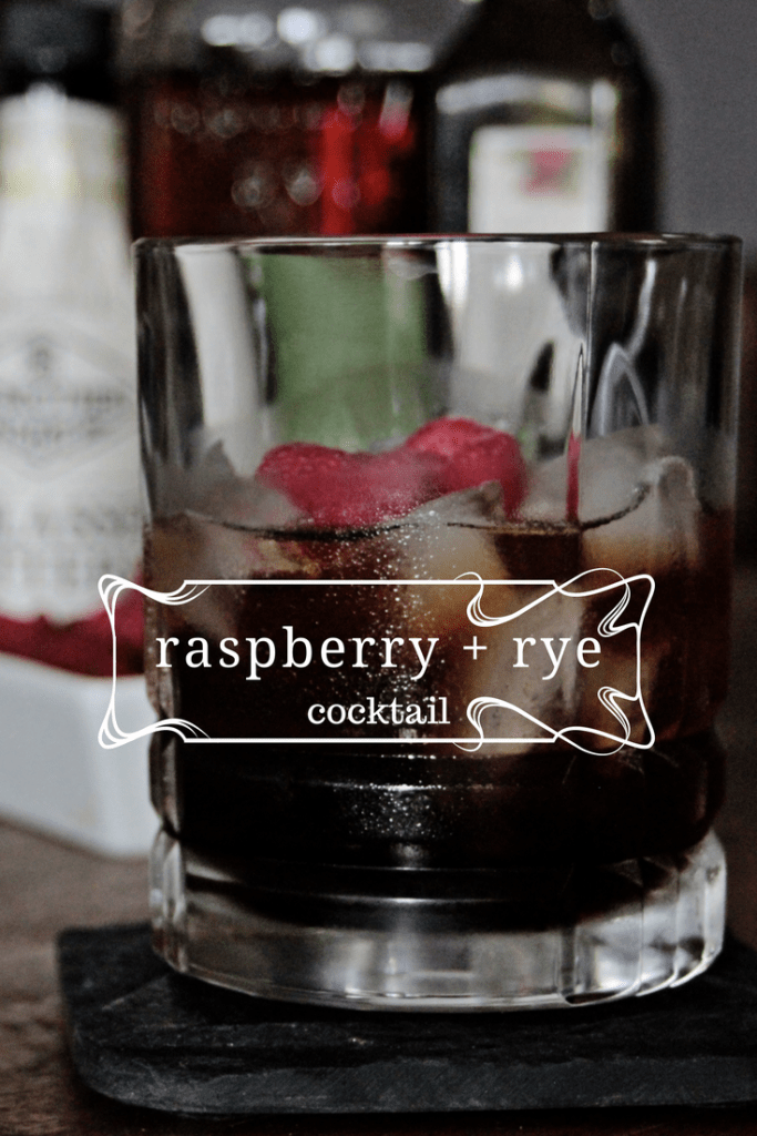 Raspberry, rye, and molasses dominate this slow-burning, tangy sweet cocktail that's perfect for fireside evenings spent pouring over a book.