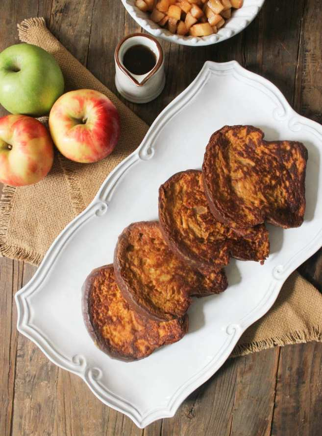 Pumpkin-French-Toast-with-Sauteed-Apples-2
