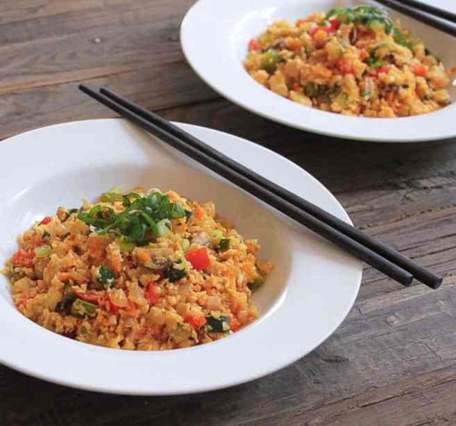 cauliflower-fried-rice