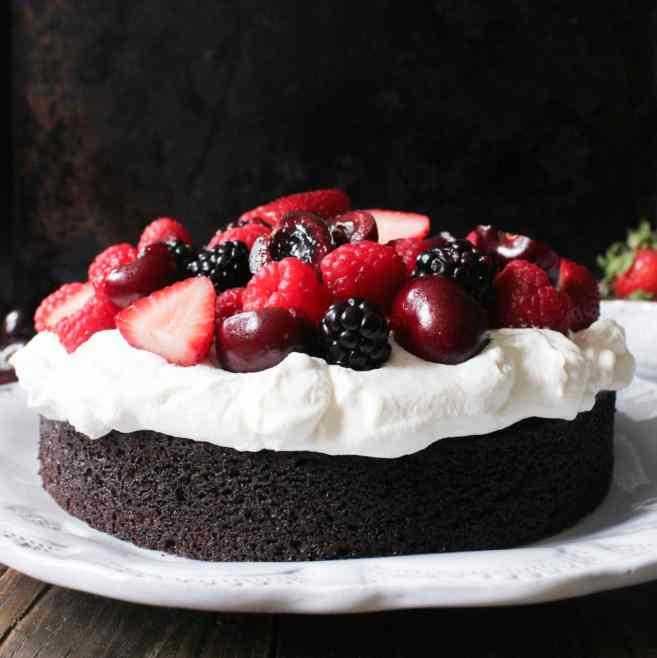 Foolproof-Chocolate-Cake-With-Whipped-Cream-and-Berries-20