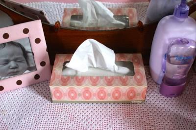 Kleenex Style Studio Kleenex Tissue Mommy Blogger
