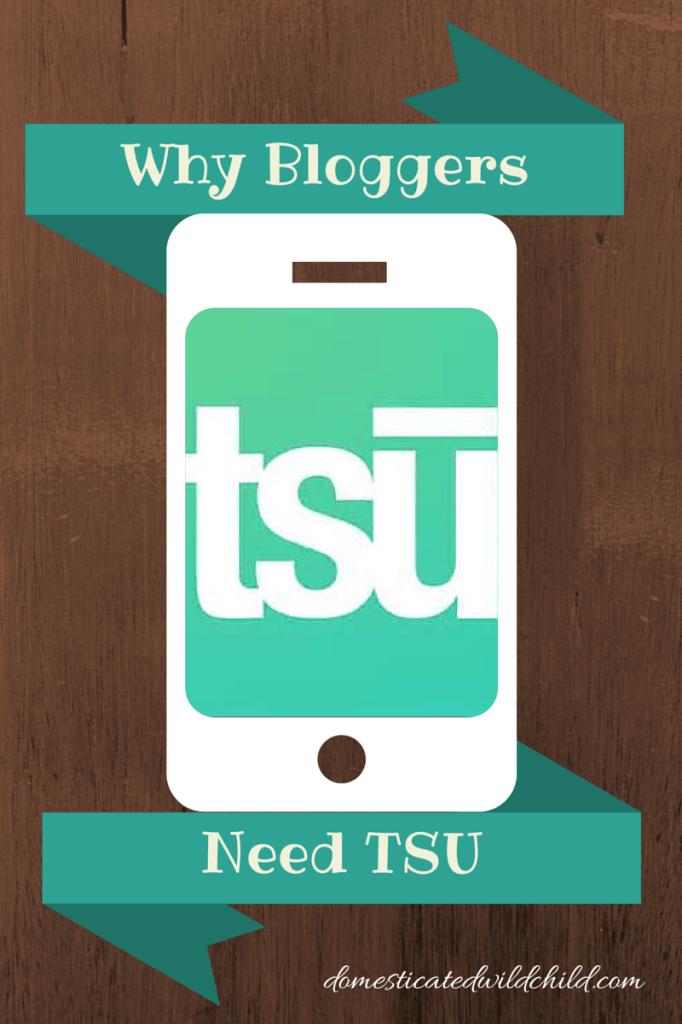Why Bloggers Need Tsu