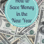 How to Save Money in the New Year