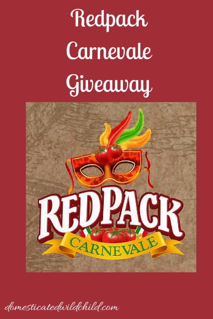 Redpack Carnevale Giveaway
