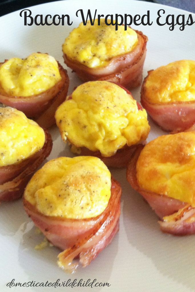 Bacon Wrapped Eggs-2