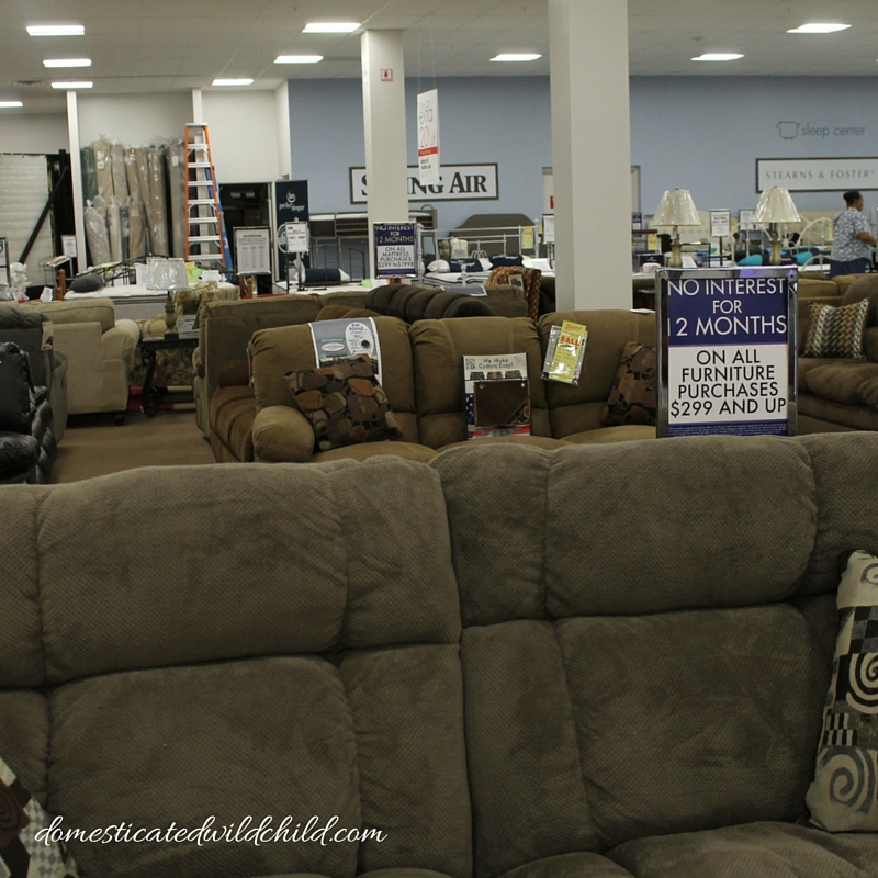 boscov's furniture