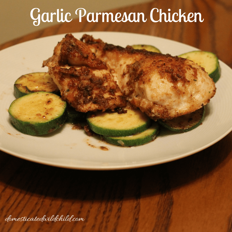 garlic-parmesan-chicken