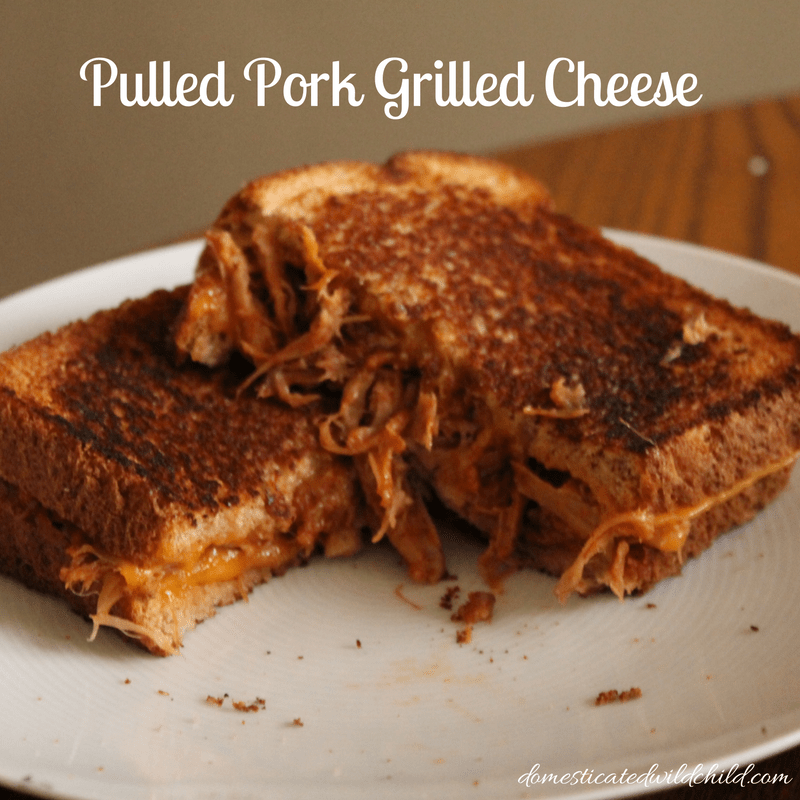 pulled-pork-grilled-cheese