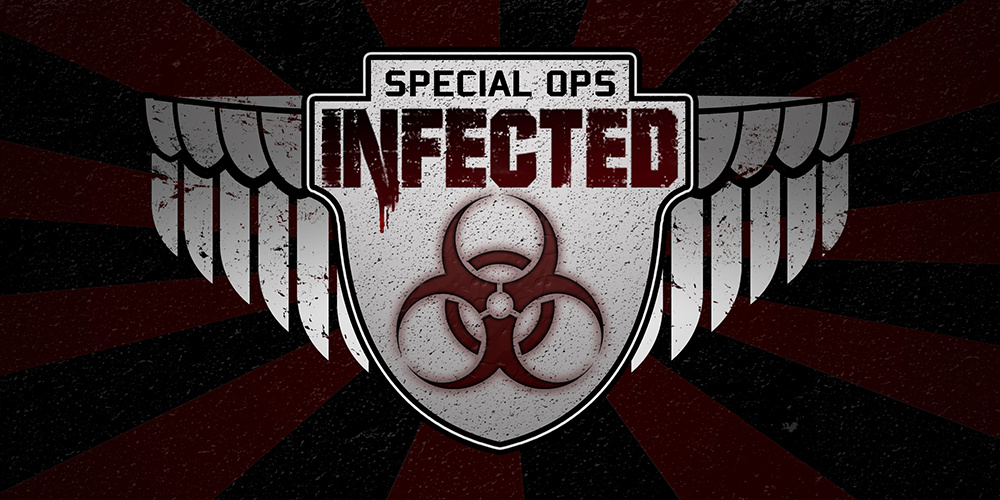 Knott's Scary Farm_Special Ops Infected - Patient Zero Logo
