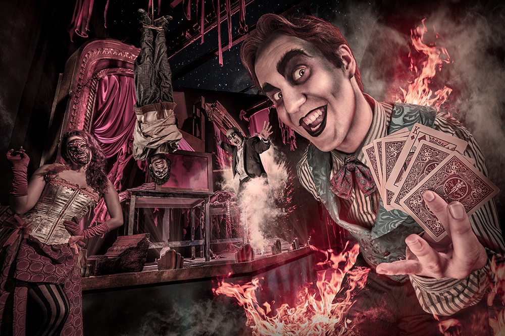 Knott's Scary Farm Black Magic