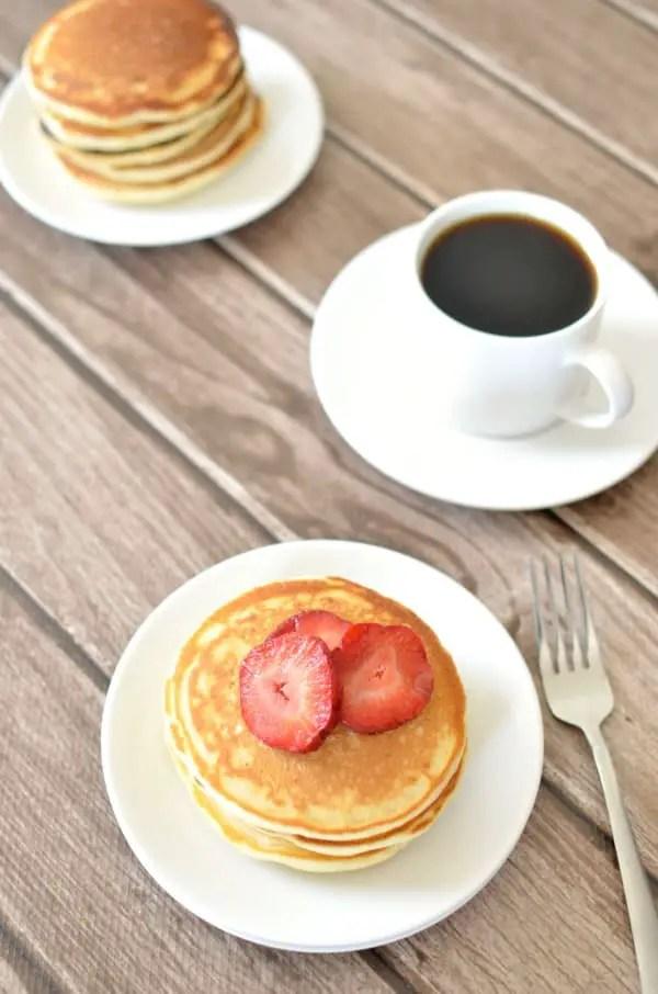 Homemade Pancakes