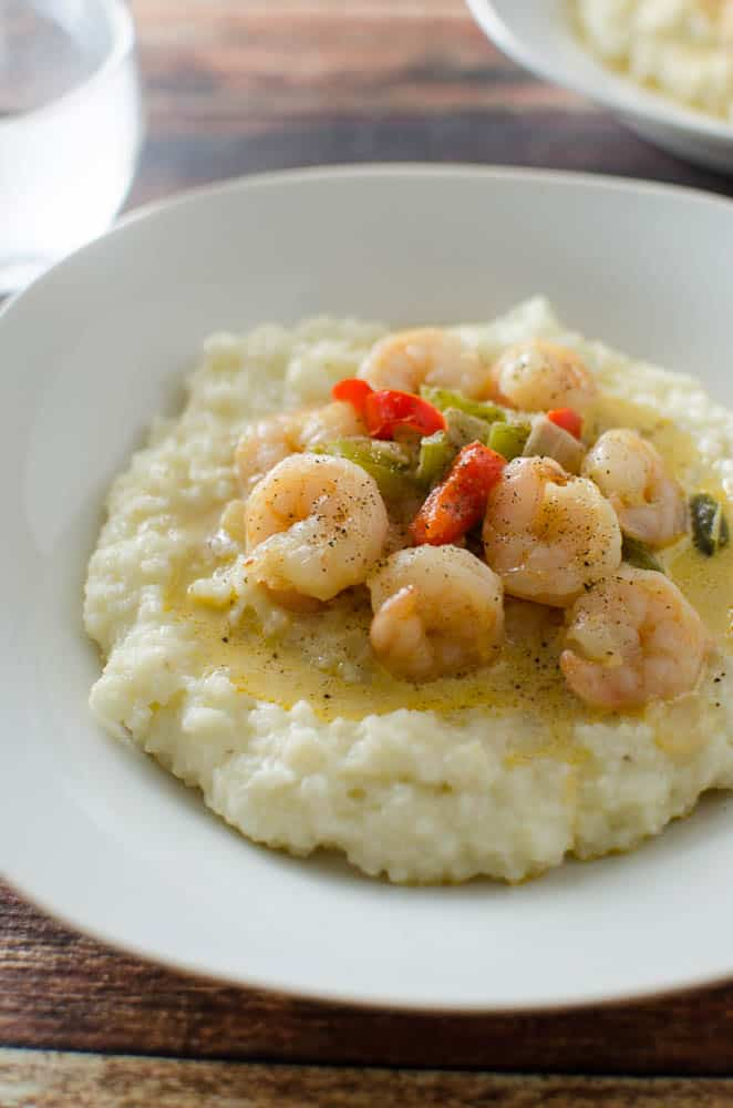 Shrimp and grits2