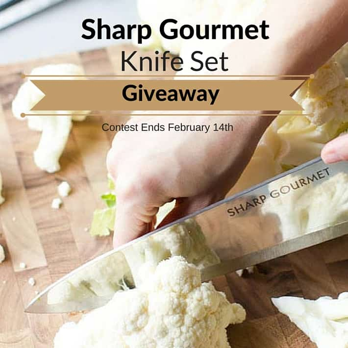 Sharp Giveaway I www.domesticdee.co,