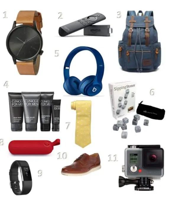 Gift ideas for man friend