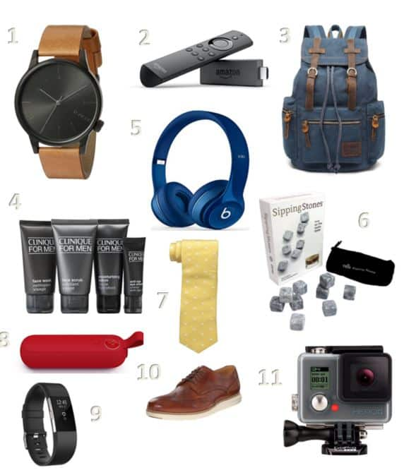A gift ideas for men.