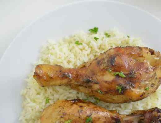 Skinnytaste Crock Pot Maple Dijon Chicken Drumsticks-This delicious maple dijon chicken is cooked in the crock pot.