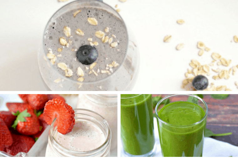 Breakfast Smoothies to Jump Start Your Day