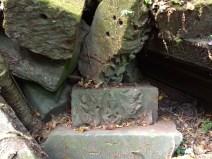 Ornate rubble