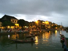 Old Hoi An from across the river
