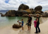 Starting our exploration of Boulders Beach