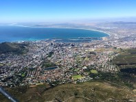 Cape Town from above