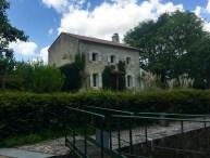 Lock master's cottage